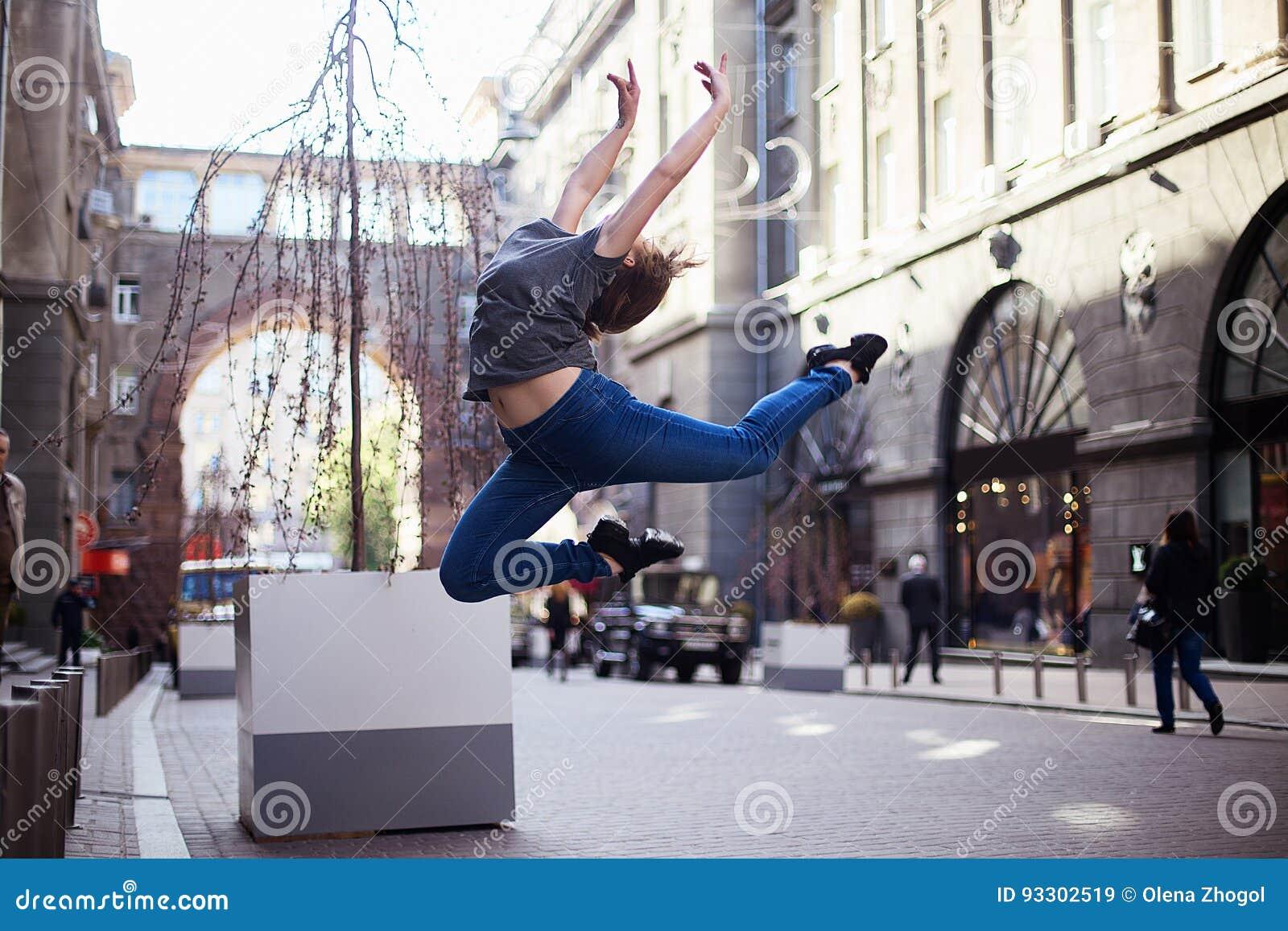 Danseurs sur la rue