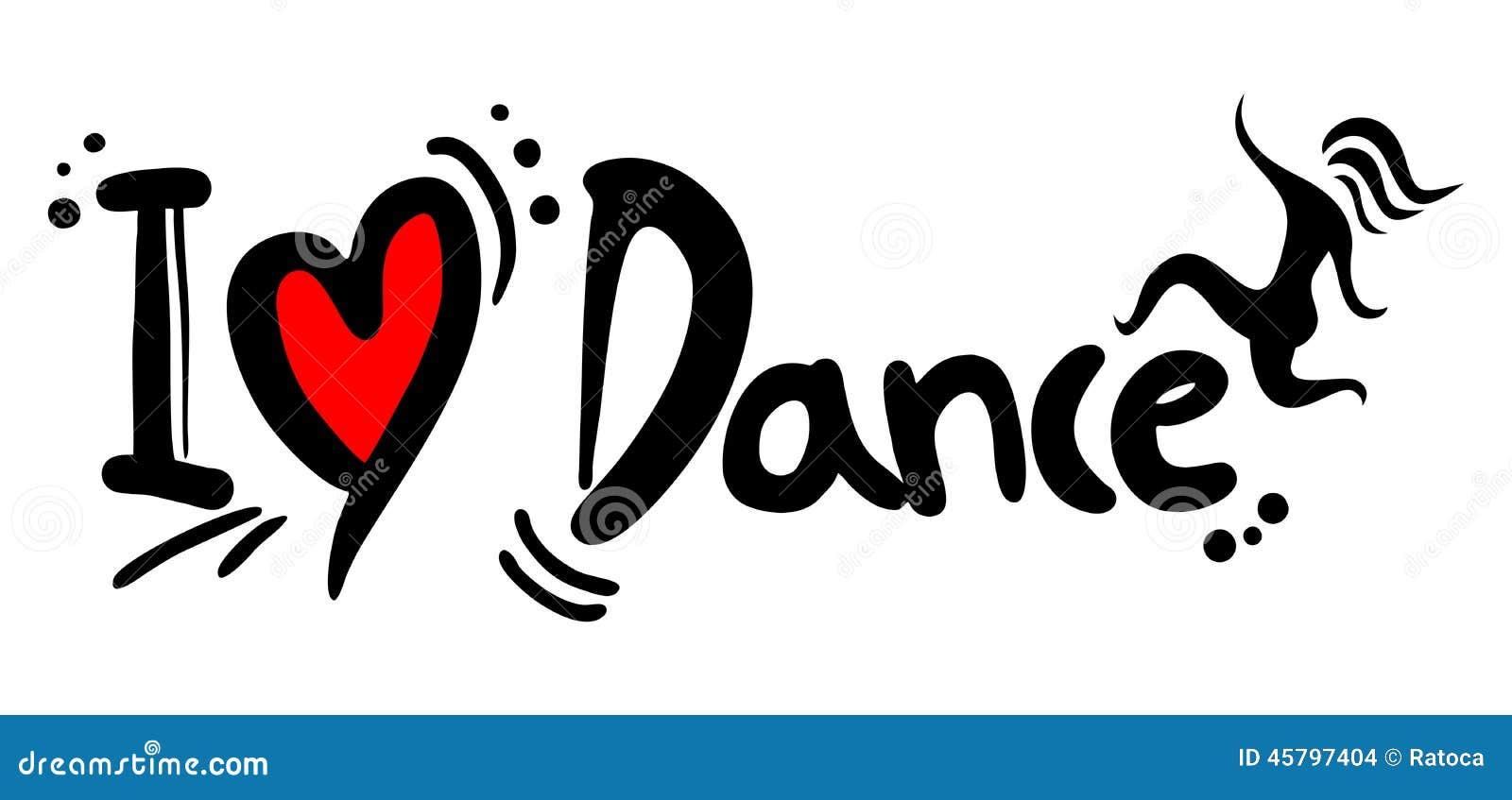 Dansförälskelse