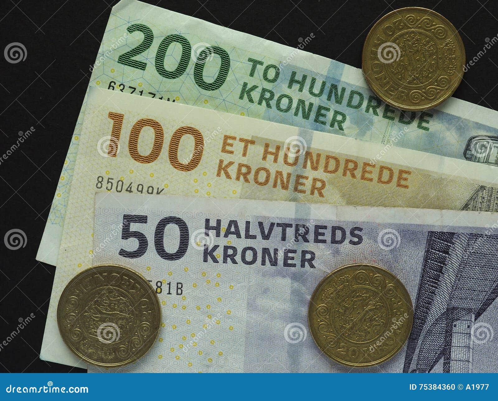 dkk valuta