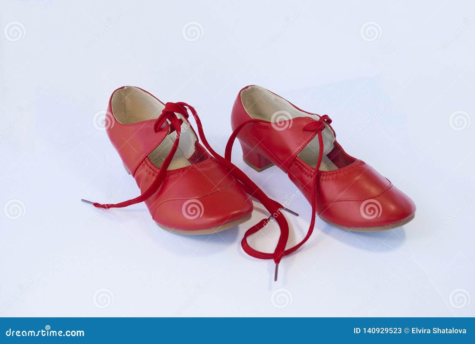 Dansskor för balsaldans