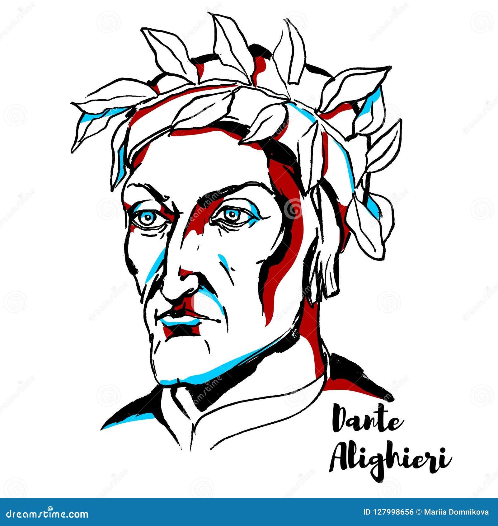 Dante Clipart