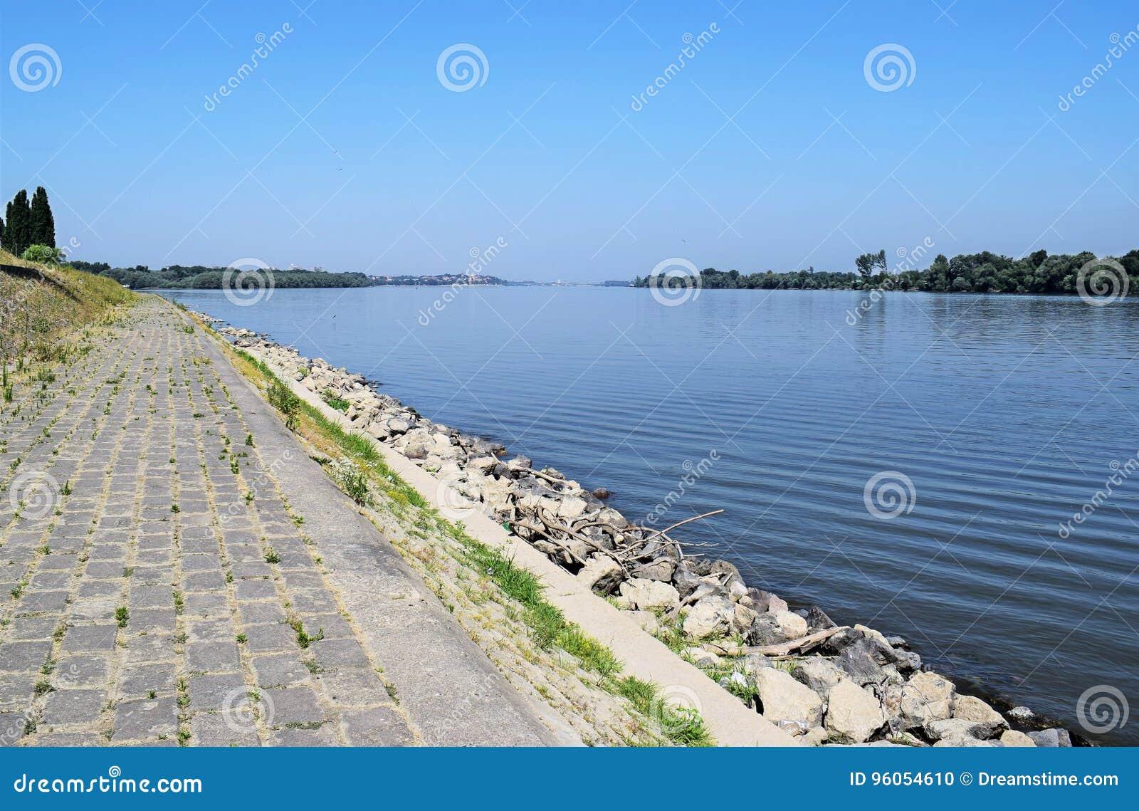 Danube flod