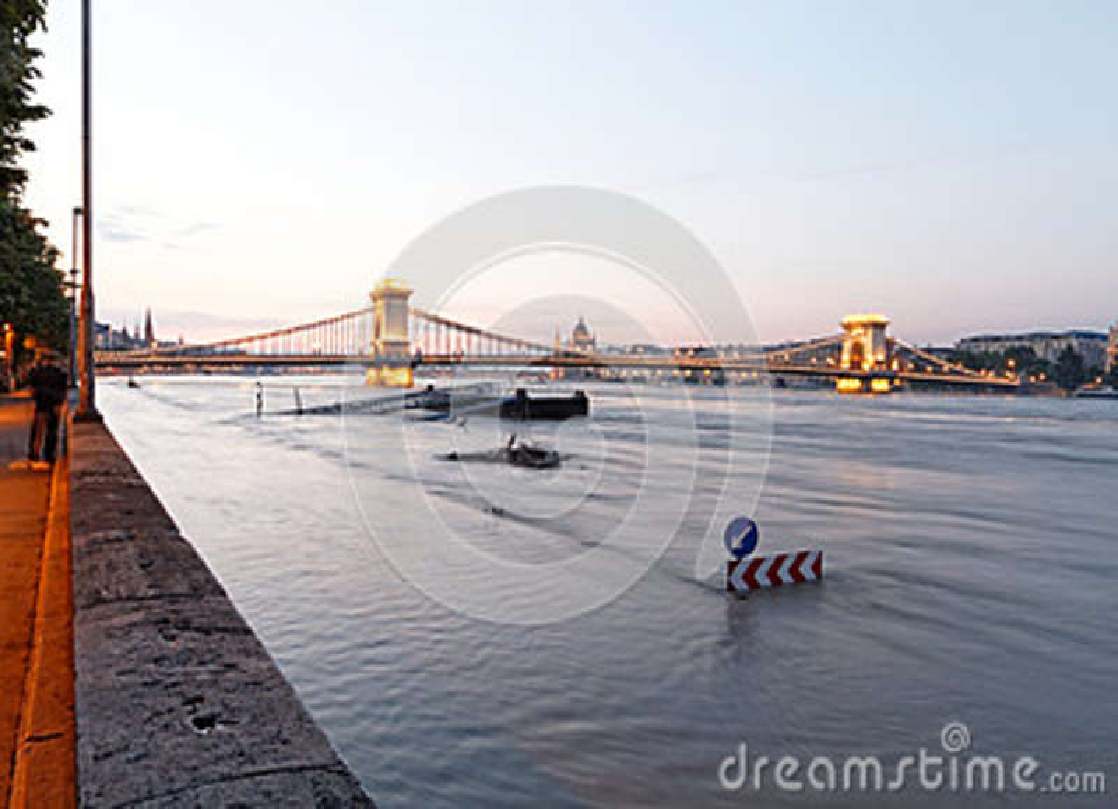 Danube w Budapest