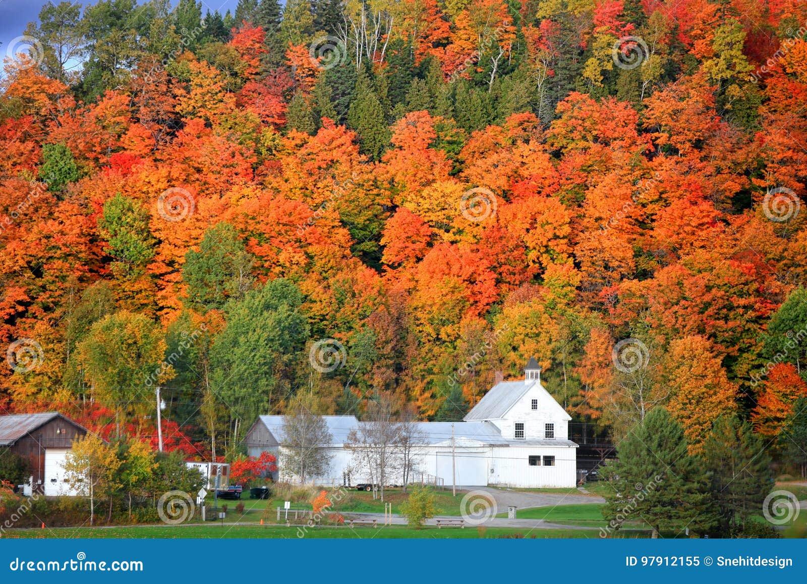 Danville Vermont kyrka