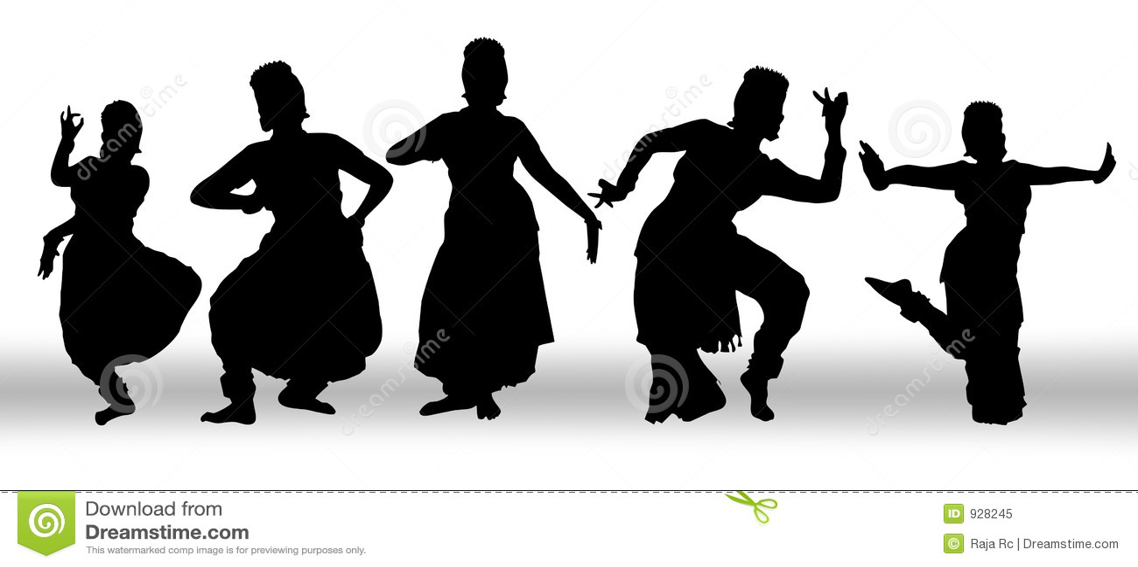 Danza del grupo