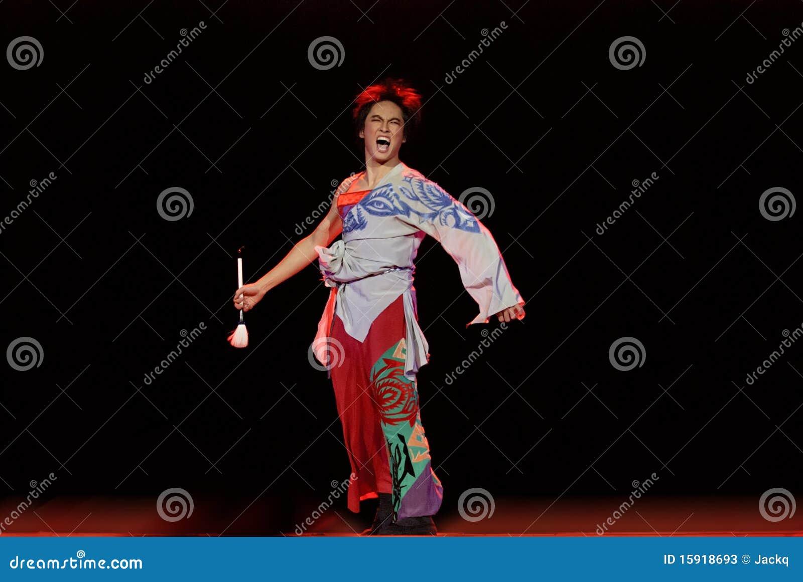 Danza moderna china