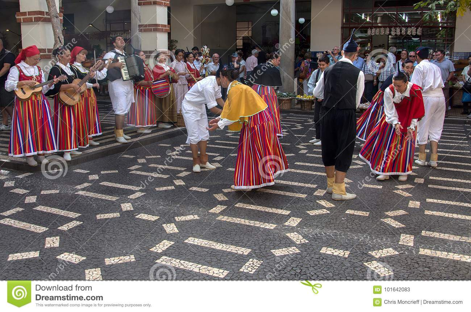 Danza popolare di Madeira