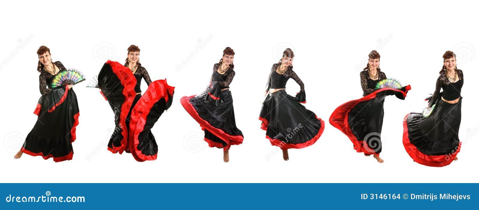 Danzatore zingaresco