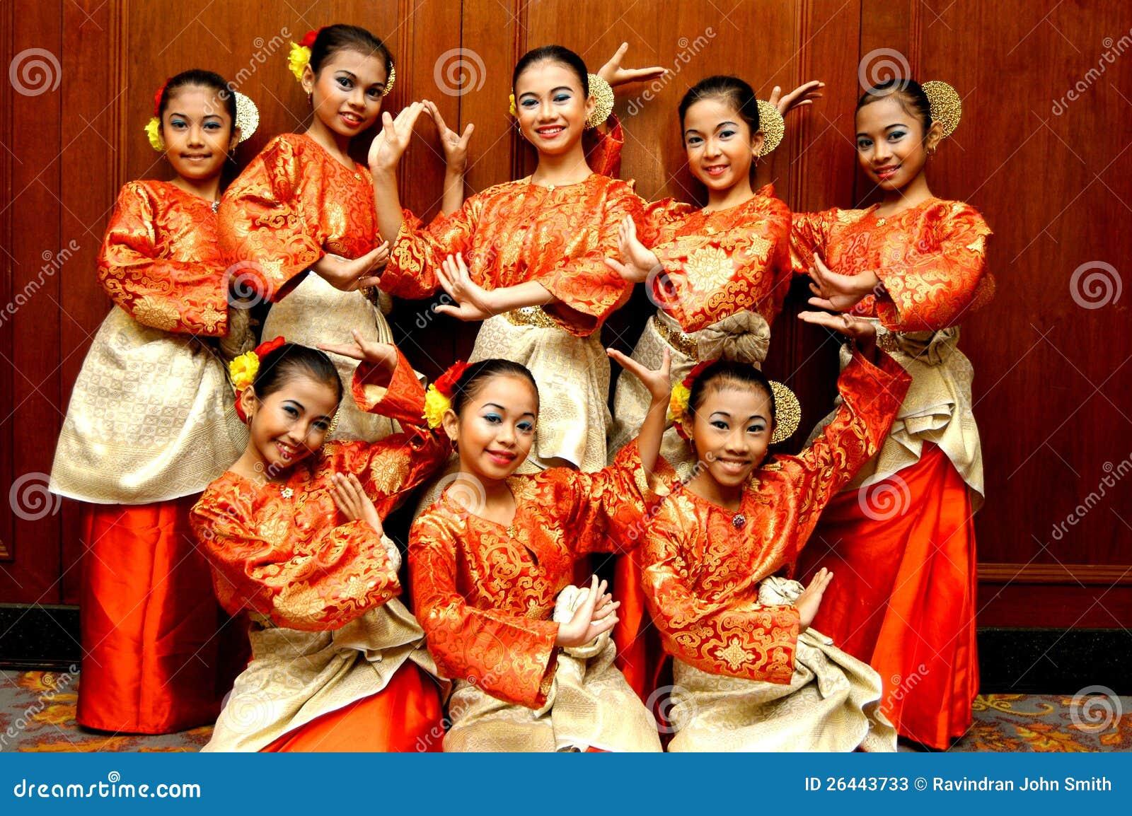 Danzatori di Zapin