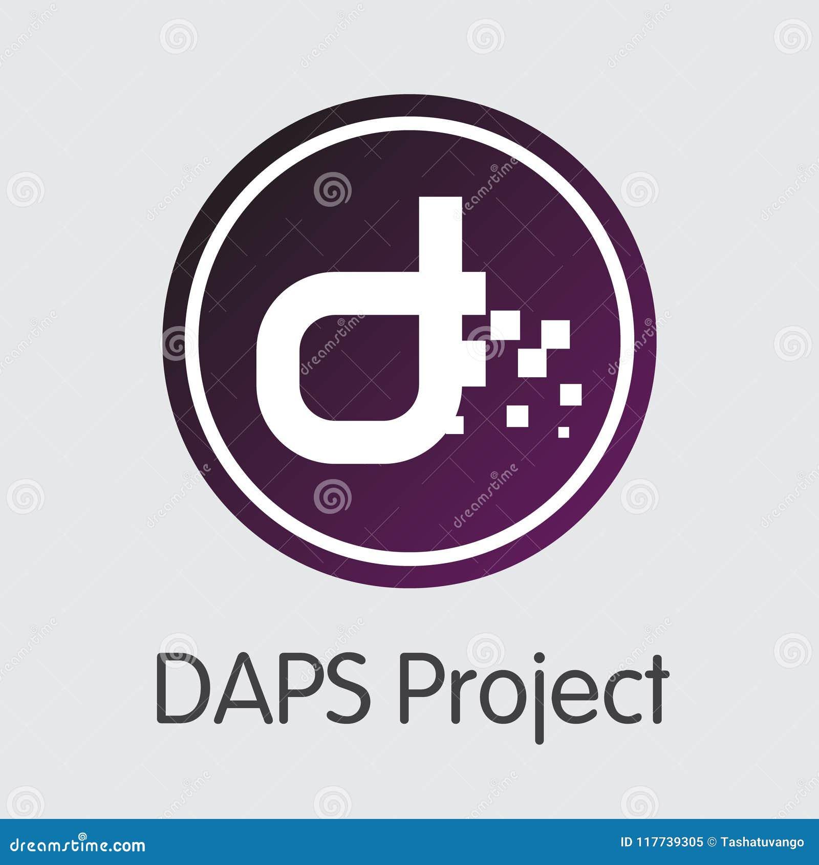 Daps - icono virtual de la muestra de moneda