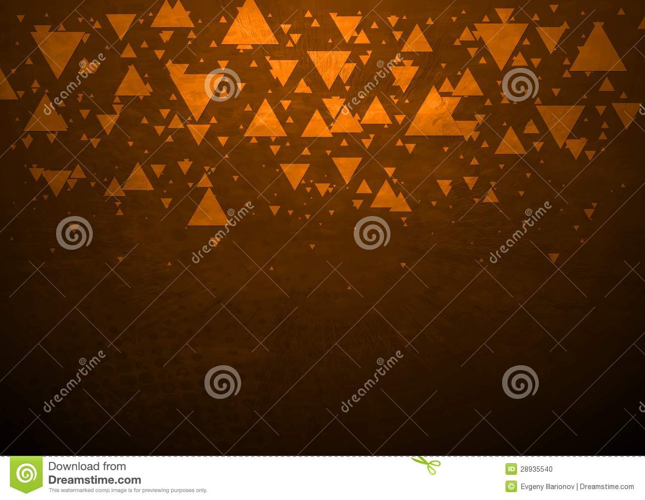 Dynamic hi tech abstract background design series stock photo