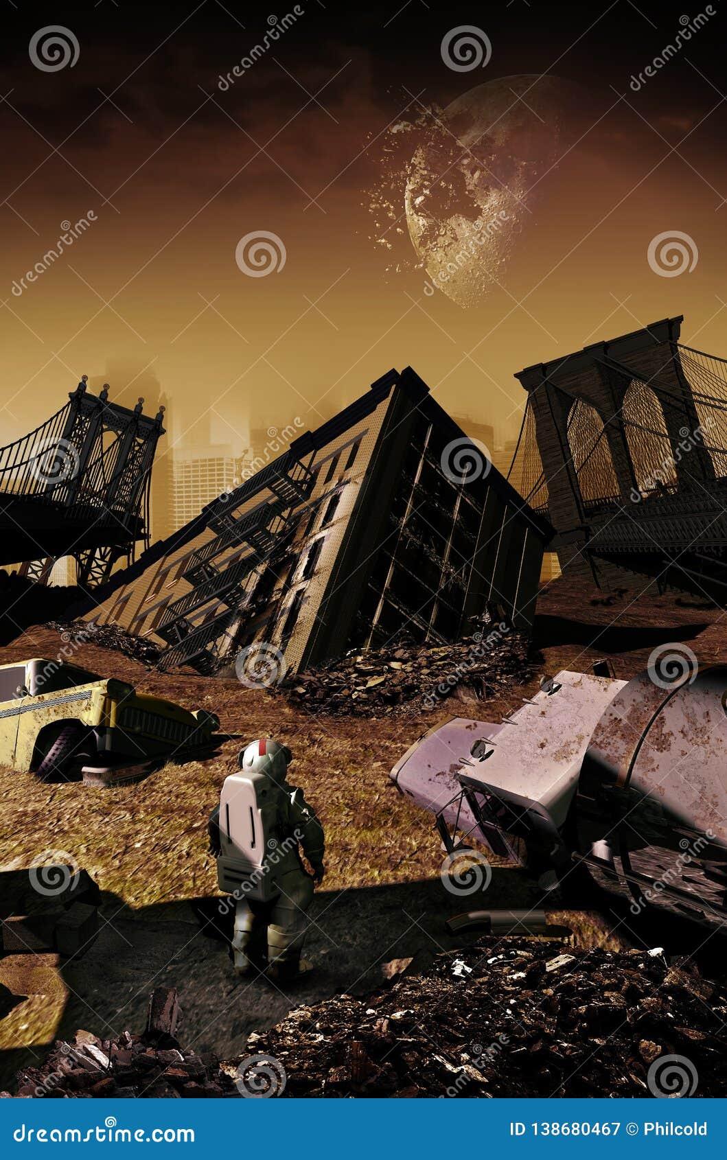 Dark and Apocalyptic Future