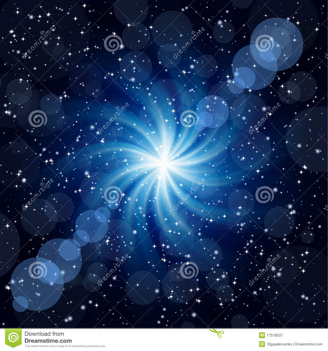 giant blue star background - photo #5