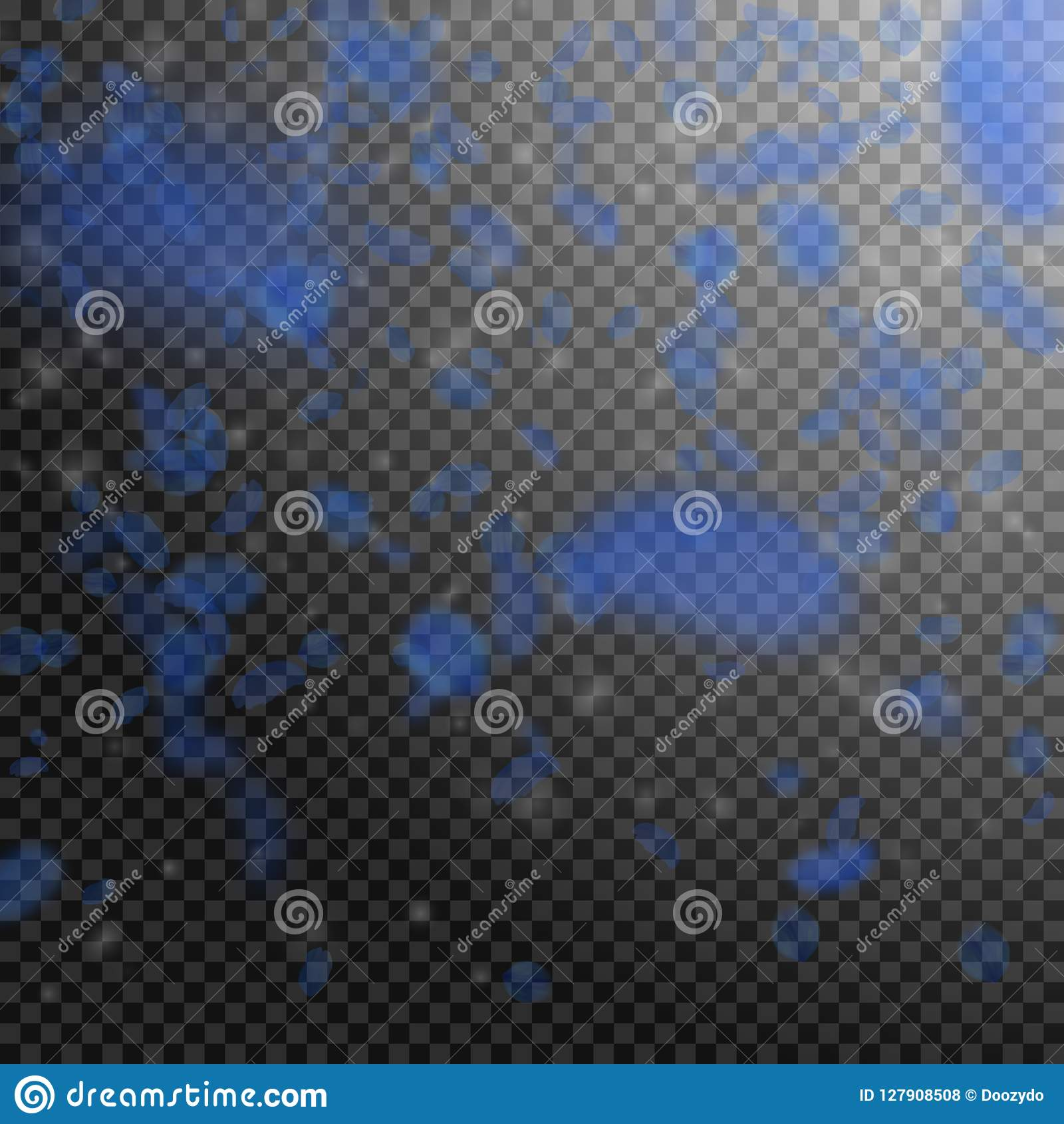 Dark blue flower petals falling down uncommon romantic flowers dark blue flower petals falling down uncommon romantic flowers gradient flying petal on transparen izmirmasajfo