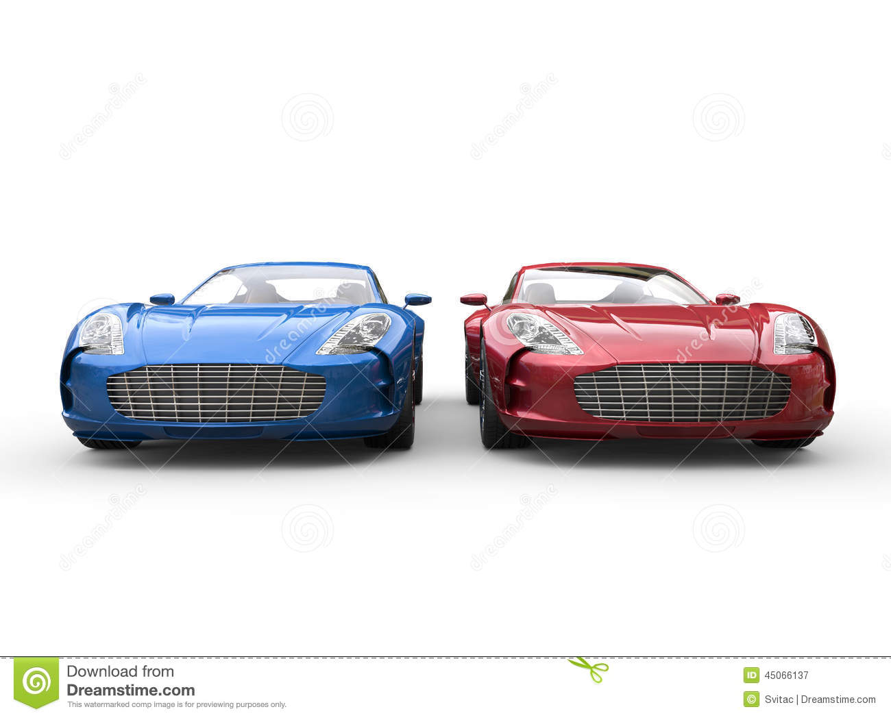 dark blue and red cars on white background stock image image of race shiny 45066137. Black Bedroom Furniture Sets. Home Design Ideas