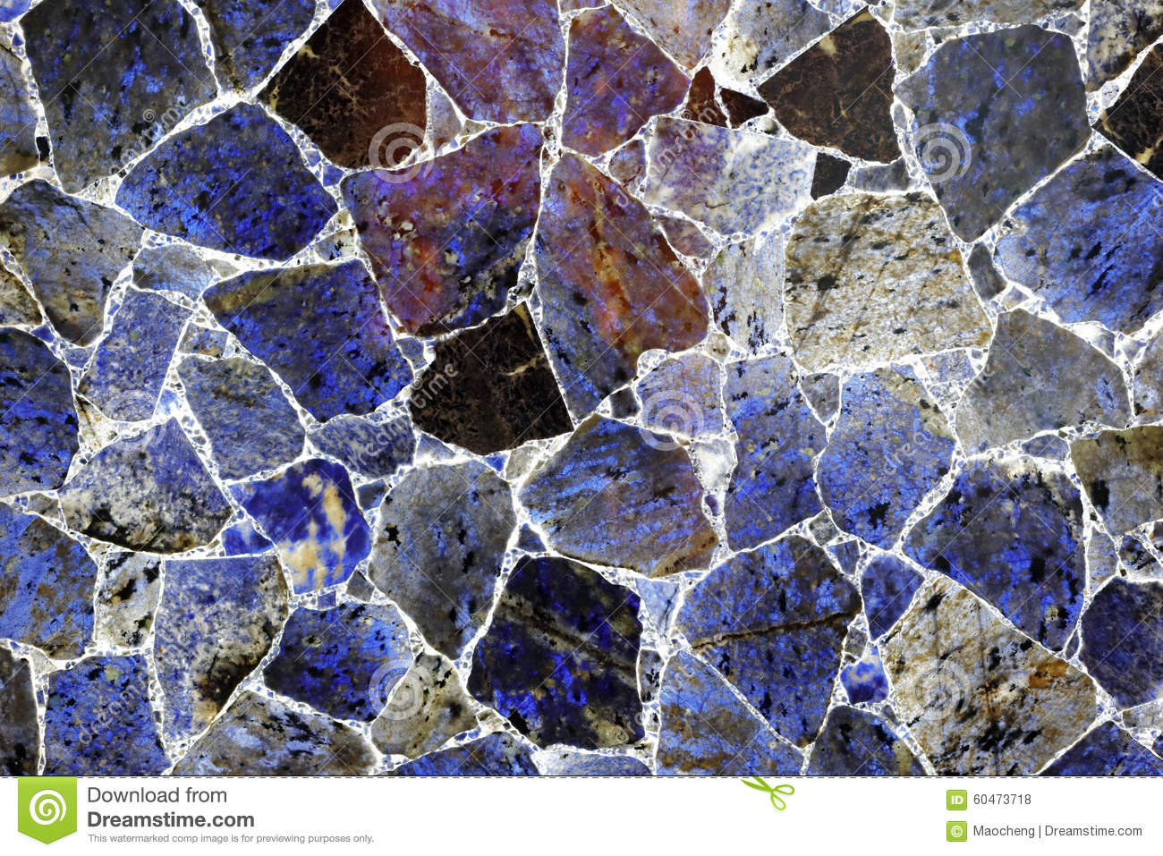 Dark blue superior natural stone material stock photo for What is more expensive marble or granite