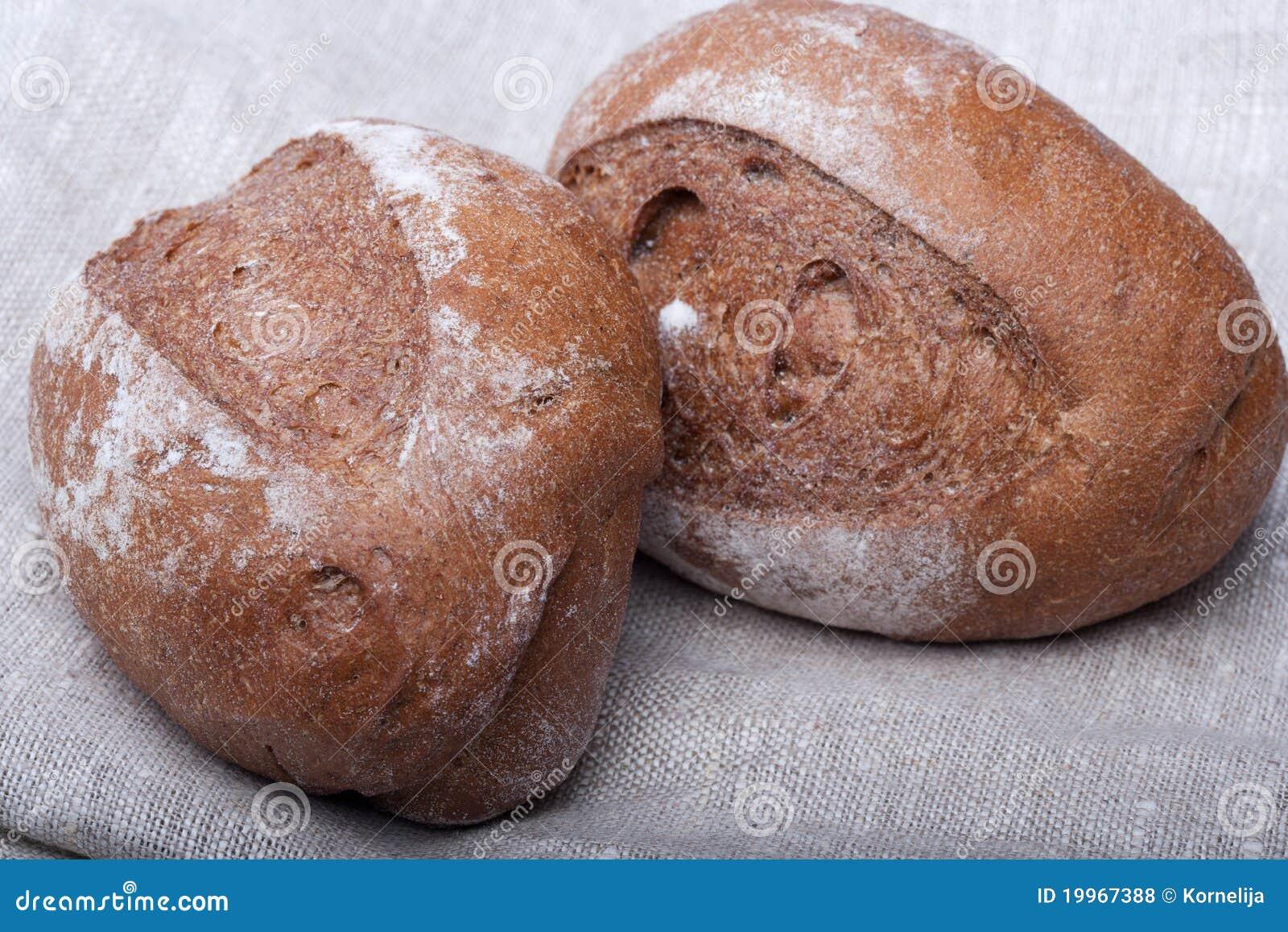 Dark Bread Royalty Free Stock Photos - Image: 19967388