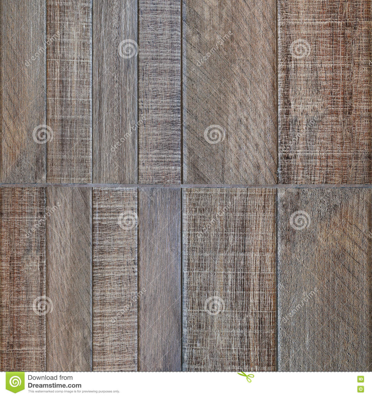 Dark Brown Ceramic Tile Texture For Pattern And Background Stock