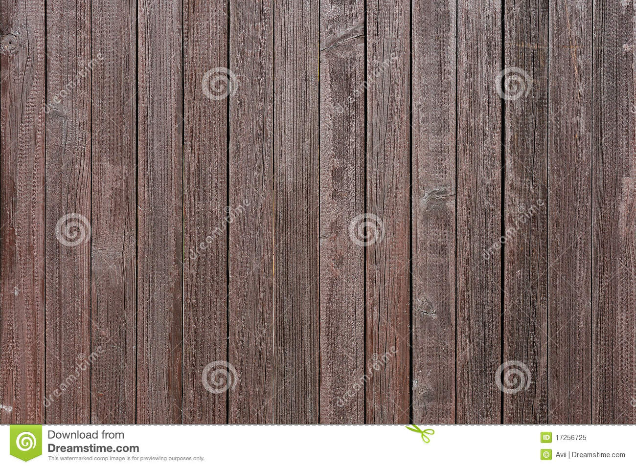 dark brown weathered wooden fence royalty free stock photo