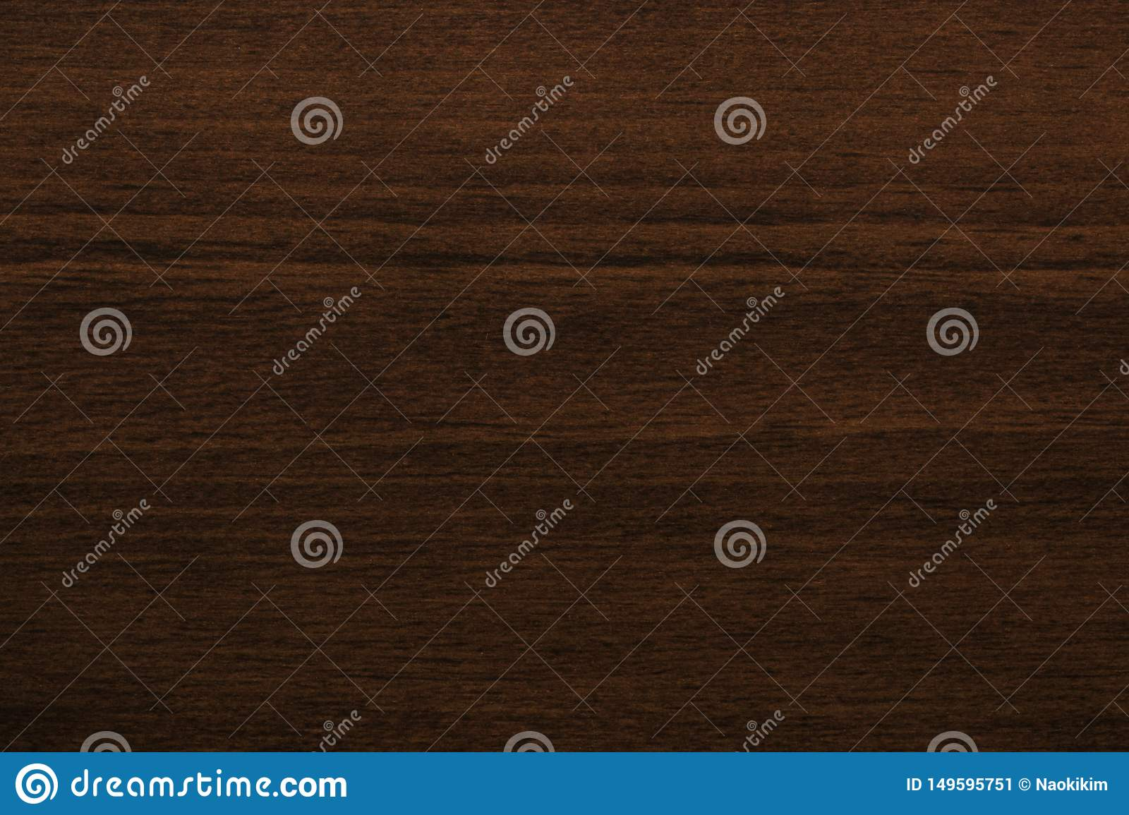 Dark brown wood plank abstract or vintage board texture background
