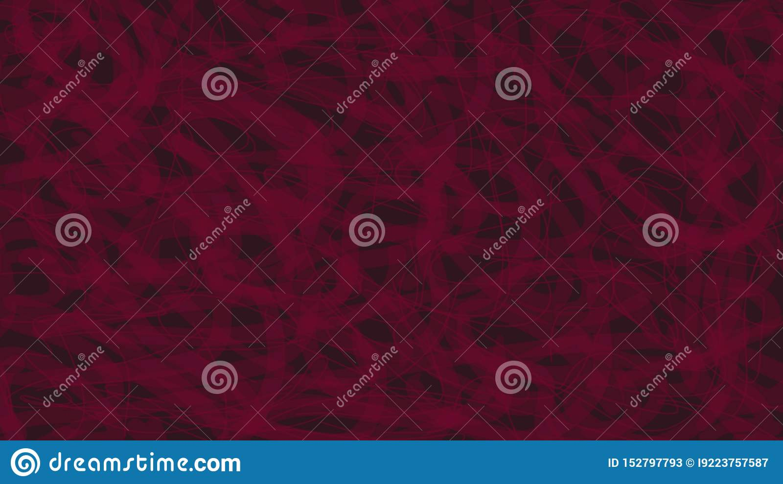 Dark crimson background with chaotic lines. Abstract background