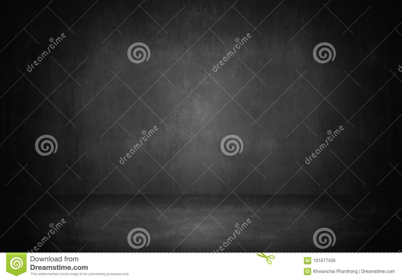 dark and gray abstract cement wall and studio room gradient bac