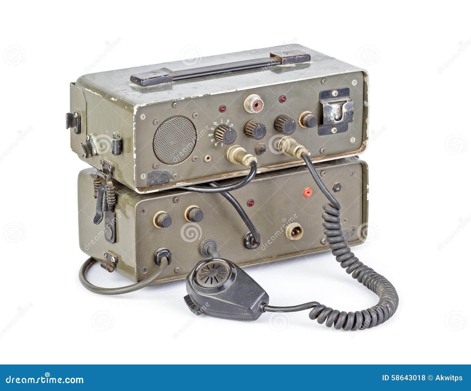 Vintage radio vector Vector  Free Download