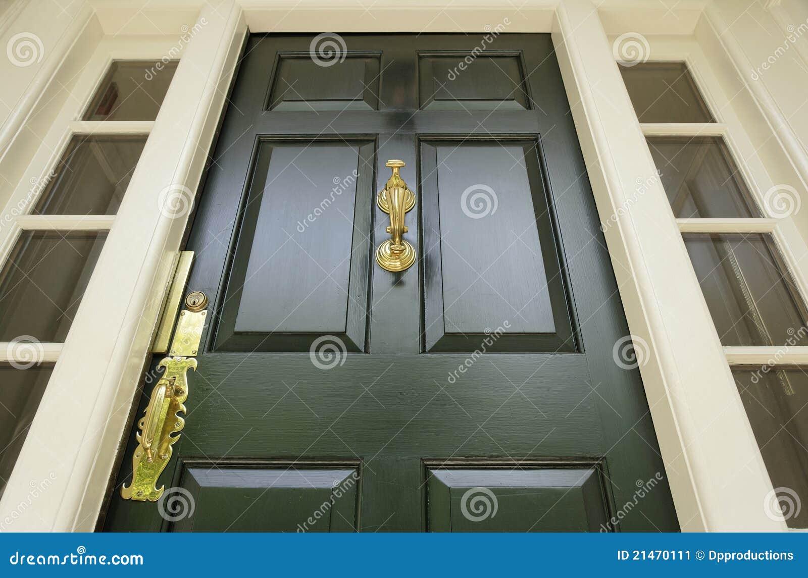 947 #837548 Dark Green Front Door Stock Image Image: 21470111 save image Green Front Doors 47971300