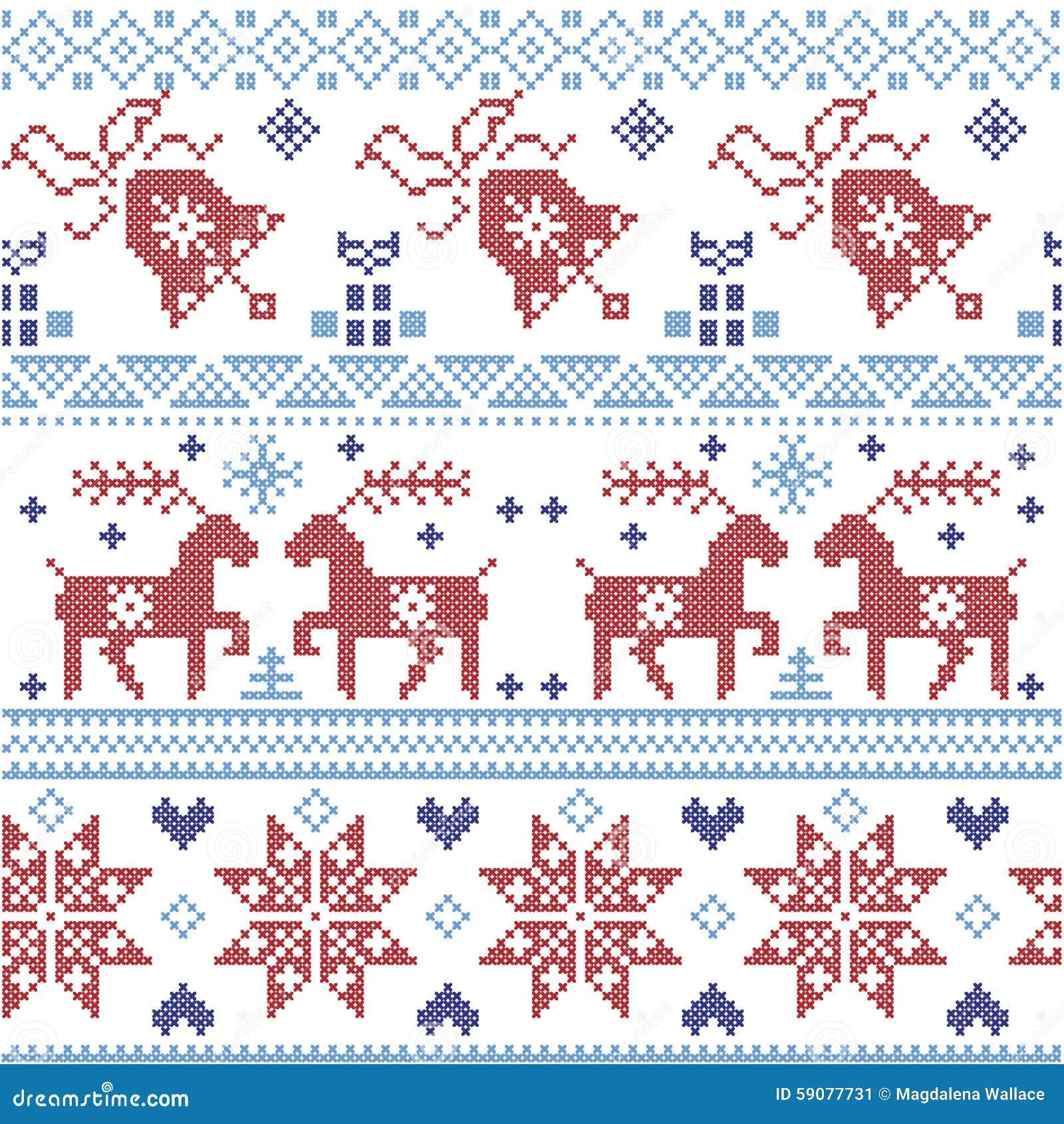 Christmas Cross Stitch Patterns Unique Ideas