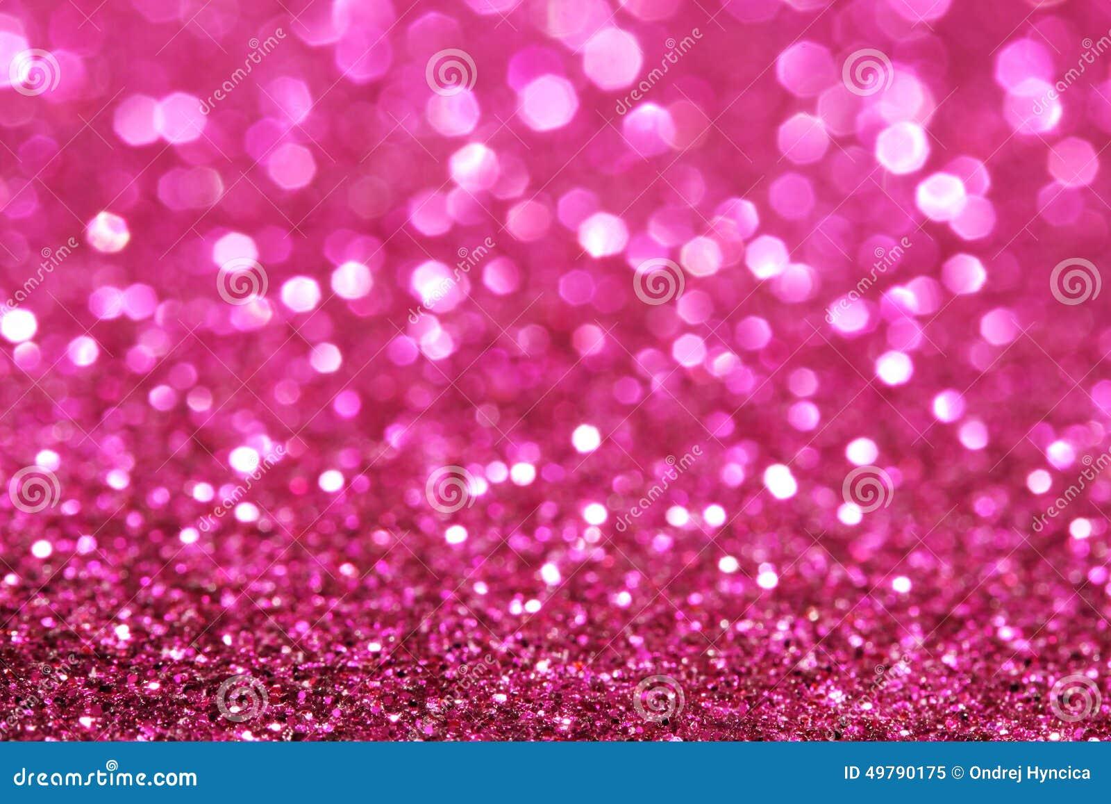 Hot Pink Christmas Lights