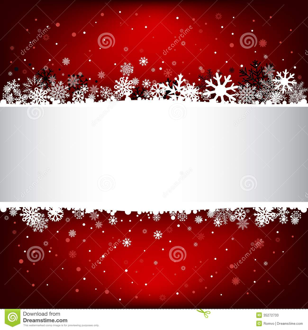 red snow christmas background - photo #22