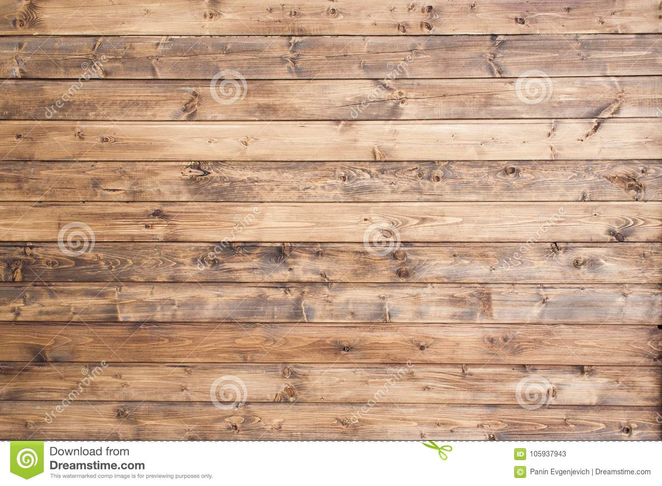 Dark Round Oval Shape, Wood Panel Background, natural brown color, stack horizontal to show grain texture as wall