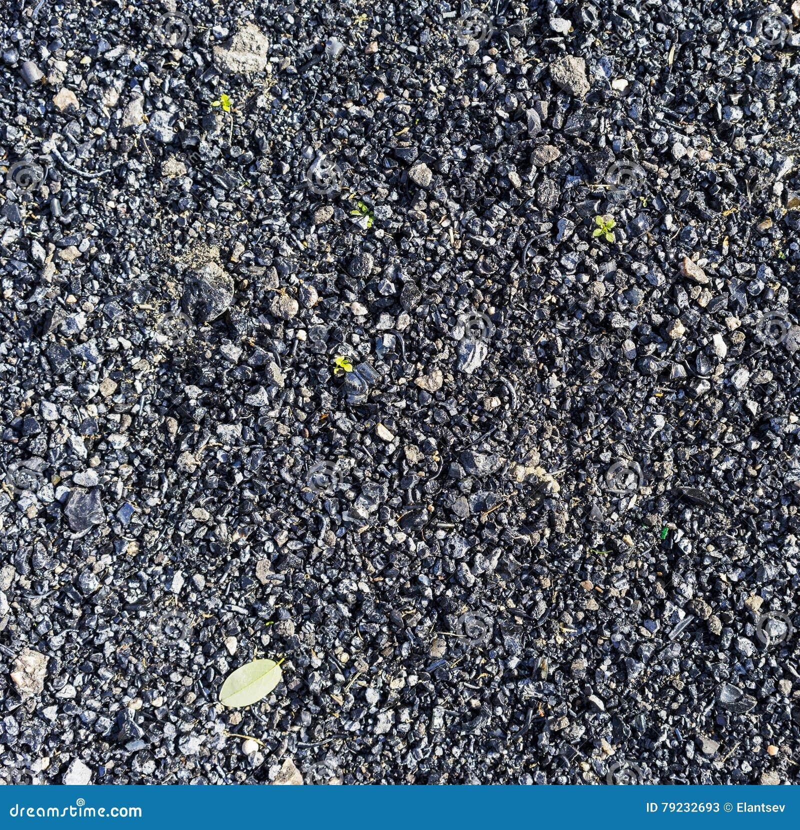Coal Slag Rock : Dark texture of burnt coal stones stock photo image