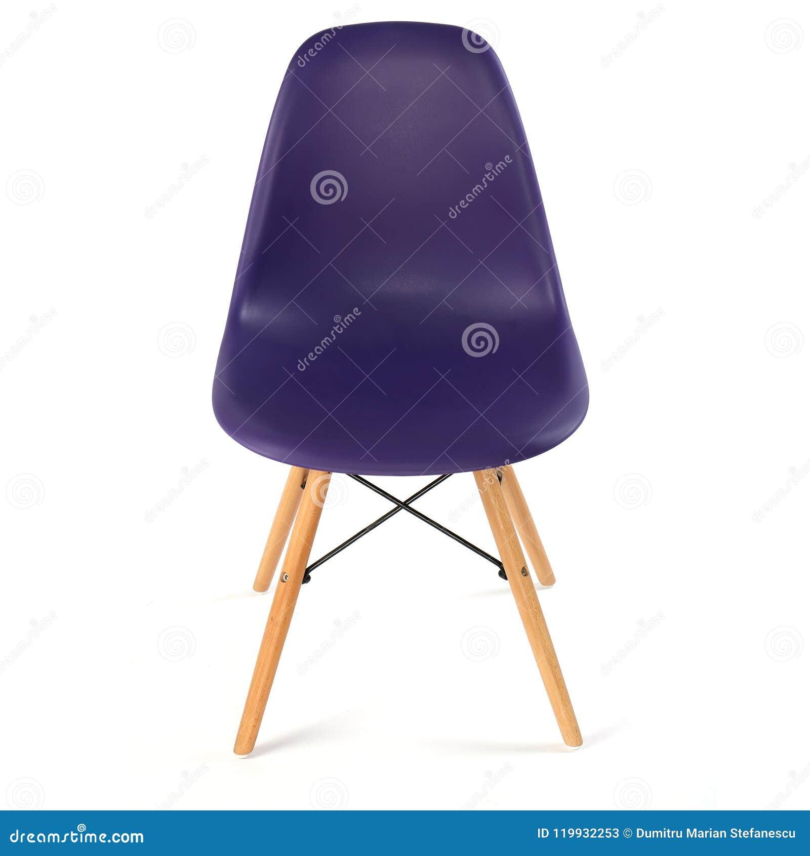 Peachy Modern Designer Chair Isolated On White Background Stock Ibusinesslaw Wood Chair Design Ideas Ibusinesslaworg