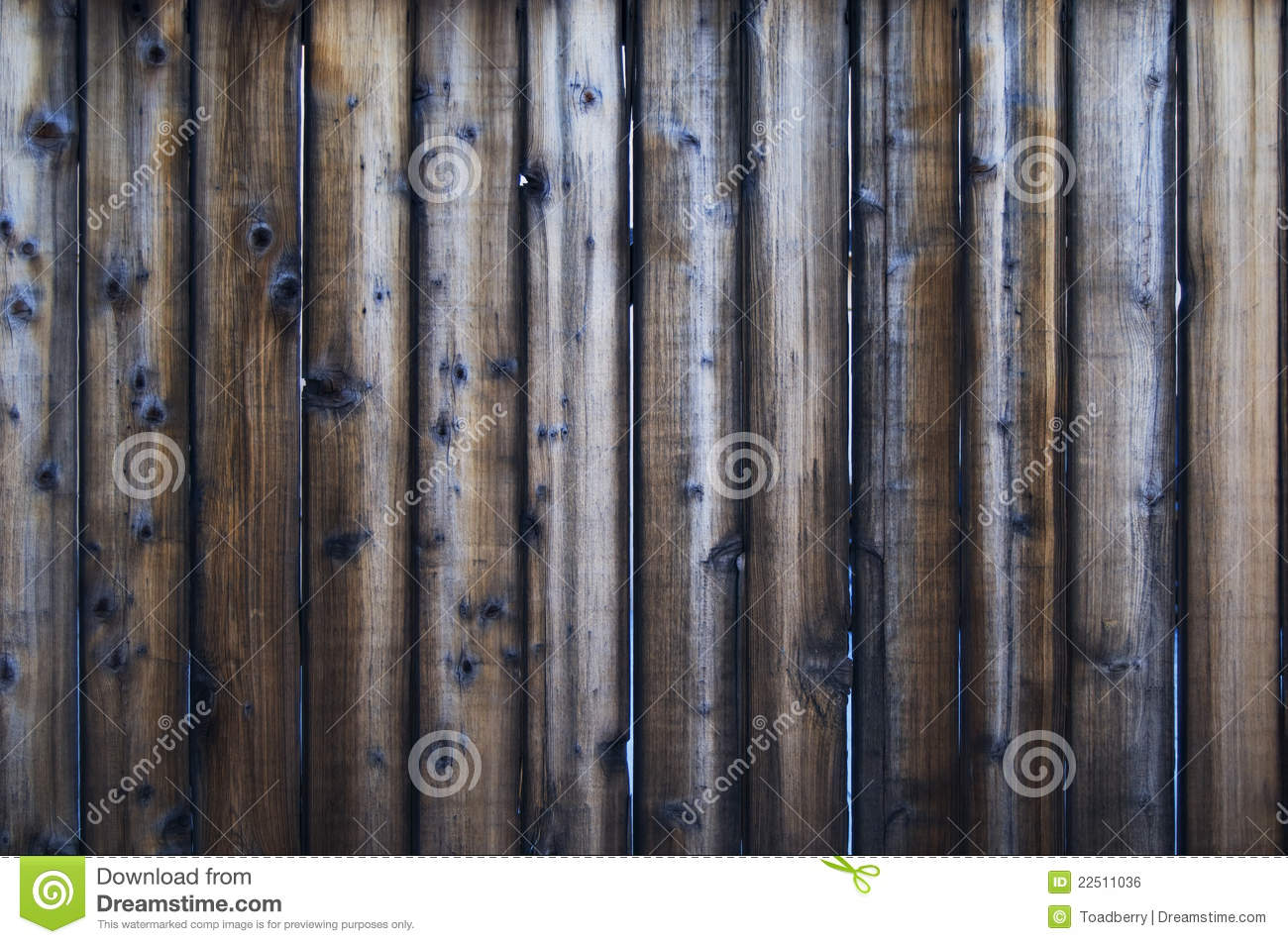Dark Wood Fence Stock Photo Image Of Dark Background