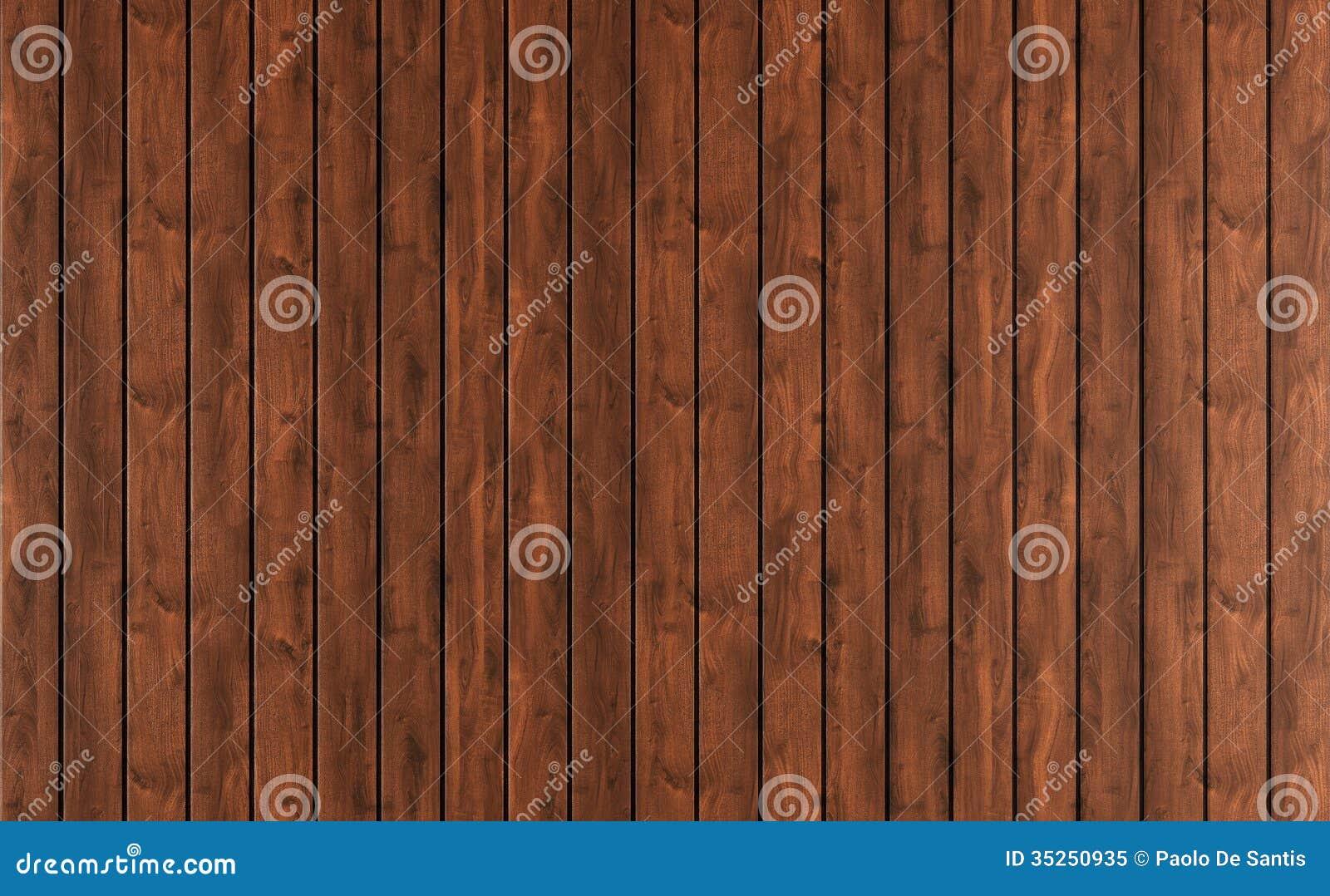 Dark wood paneling stock illustration of