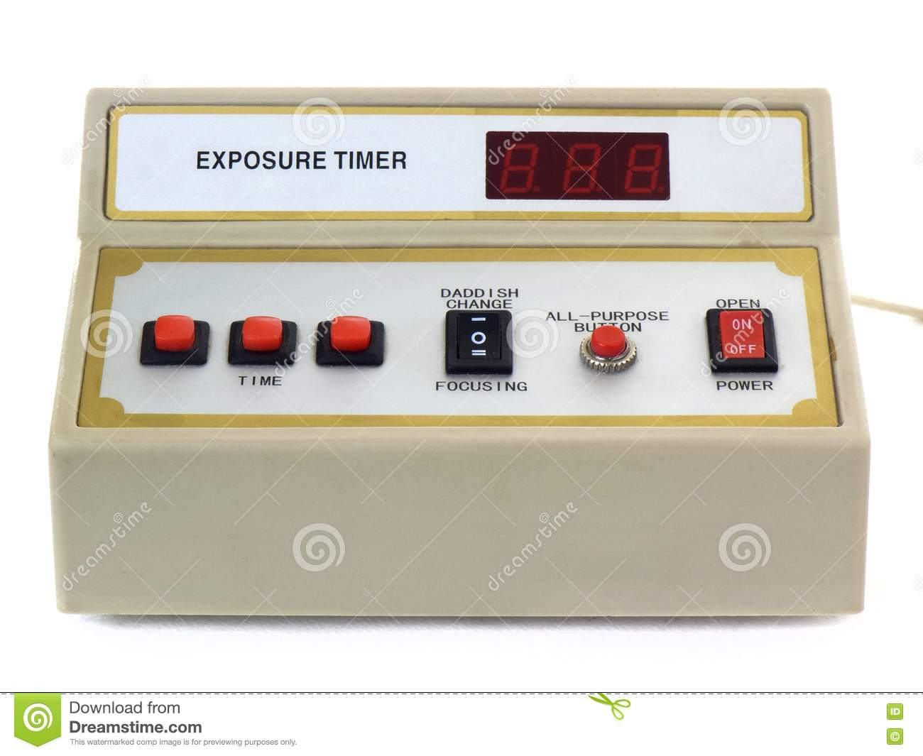 Images Of Darkroom Timer Using Pic16f84 Calto V20a For Pcb Exposure Box Royalty Free Stock Photography Image
