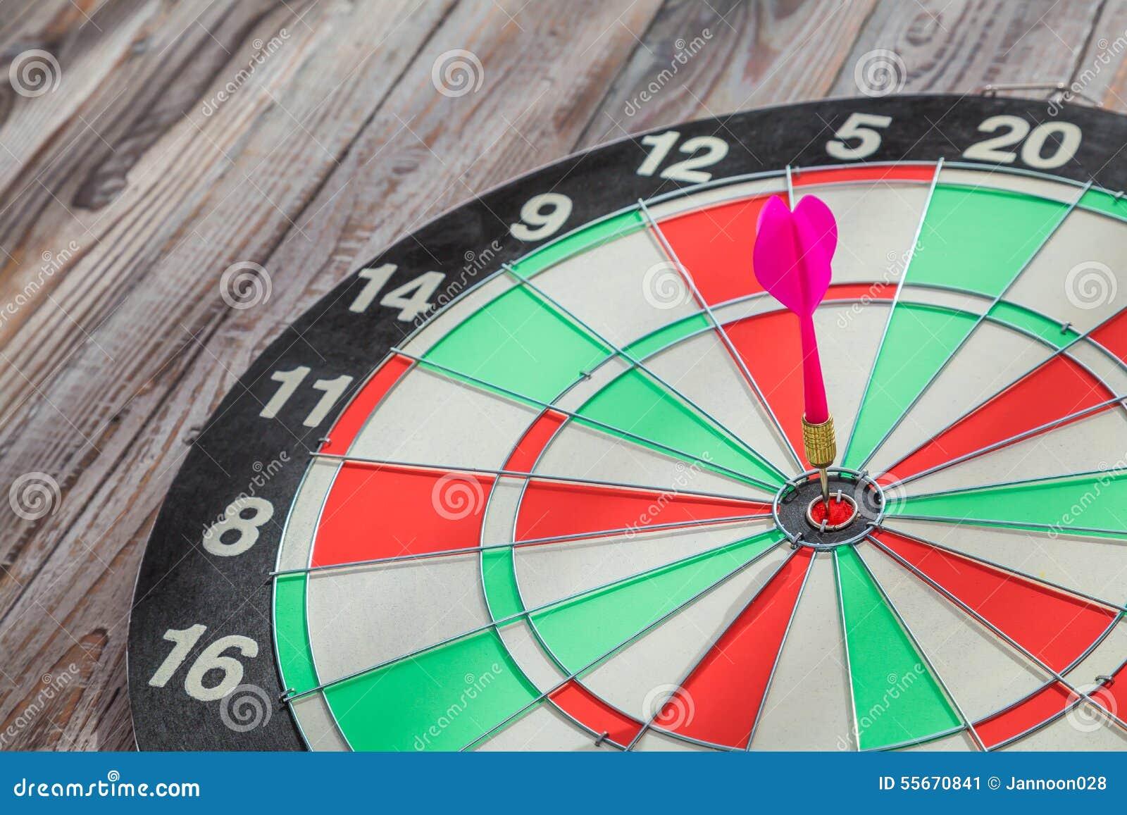 Dartboard (Darts Hit Target) Stock Image   CartoonDealer