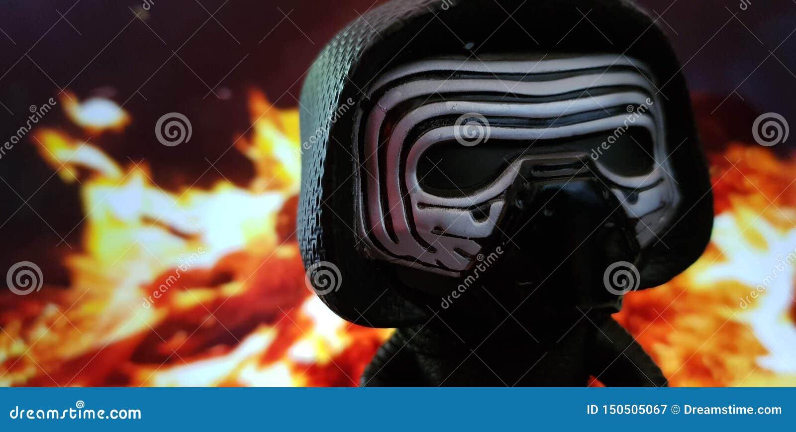 Darth Vader Toy Figurine