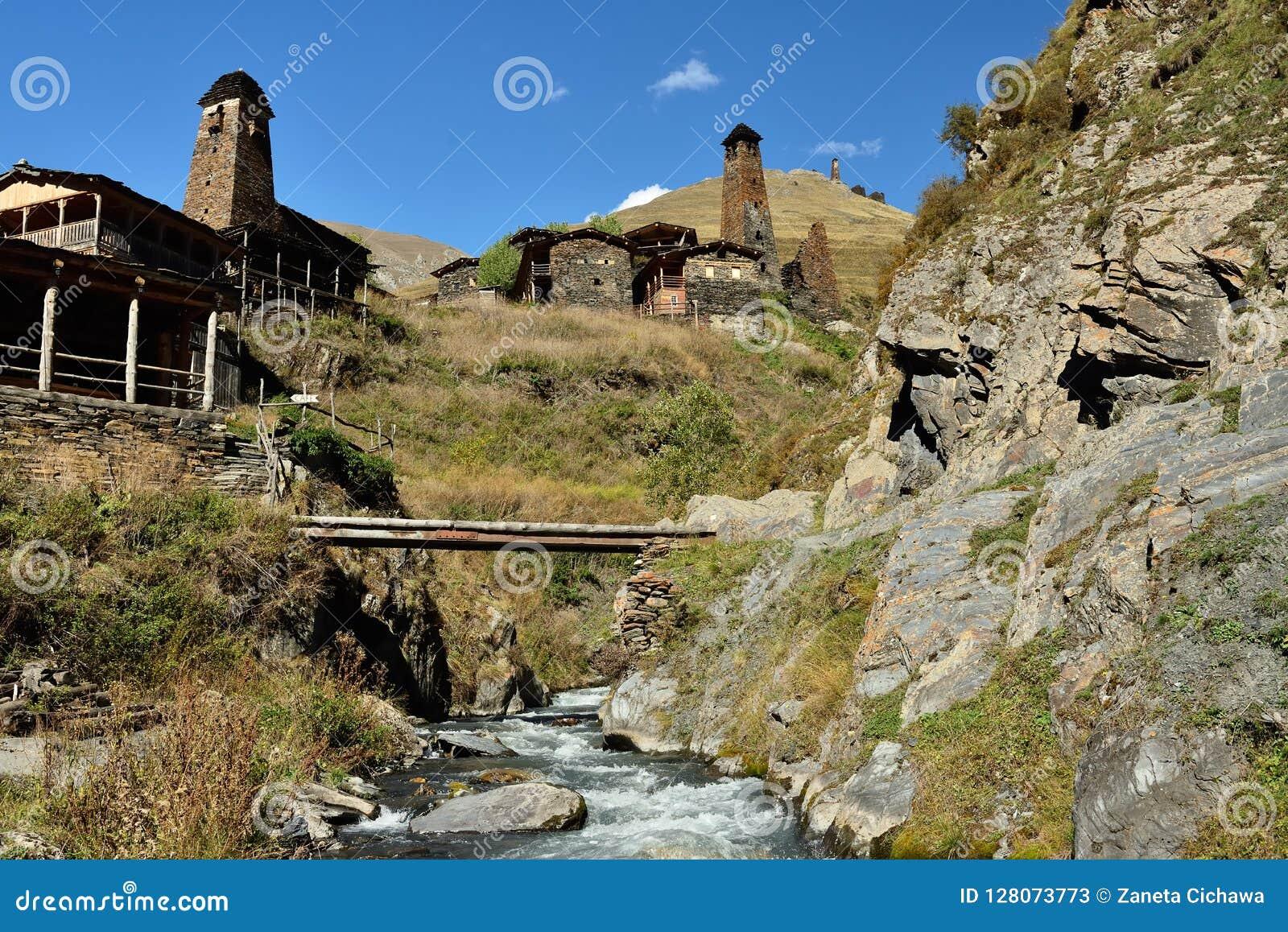 Dartlo byTusheti region Georgia