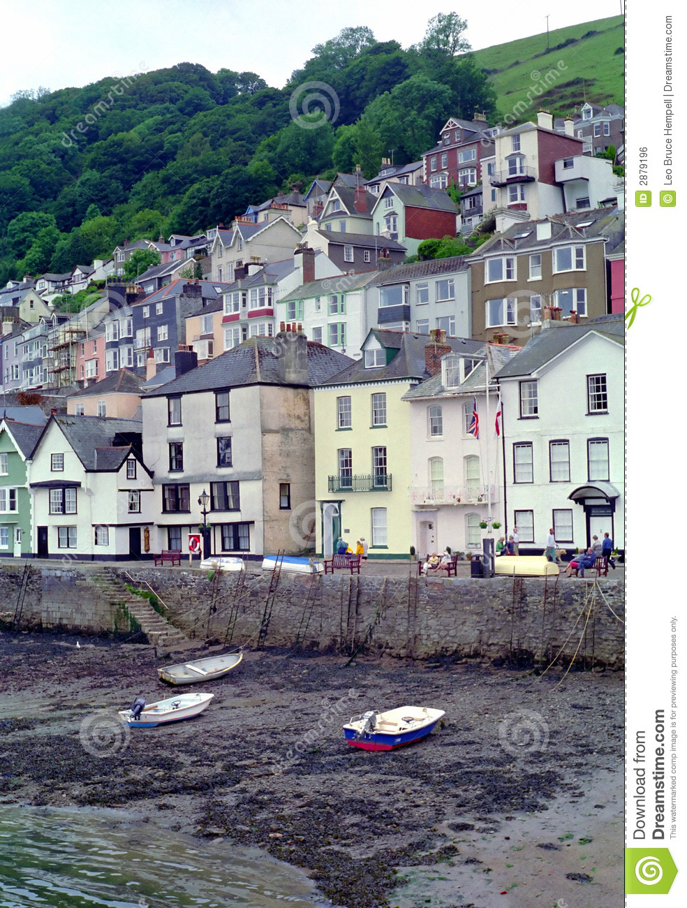 Dartmouth Waterfront Devon England