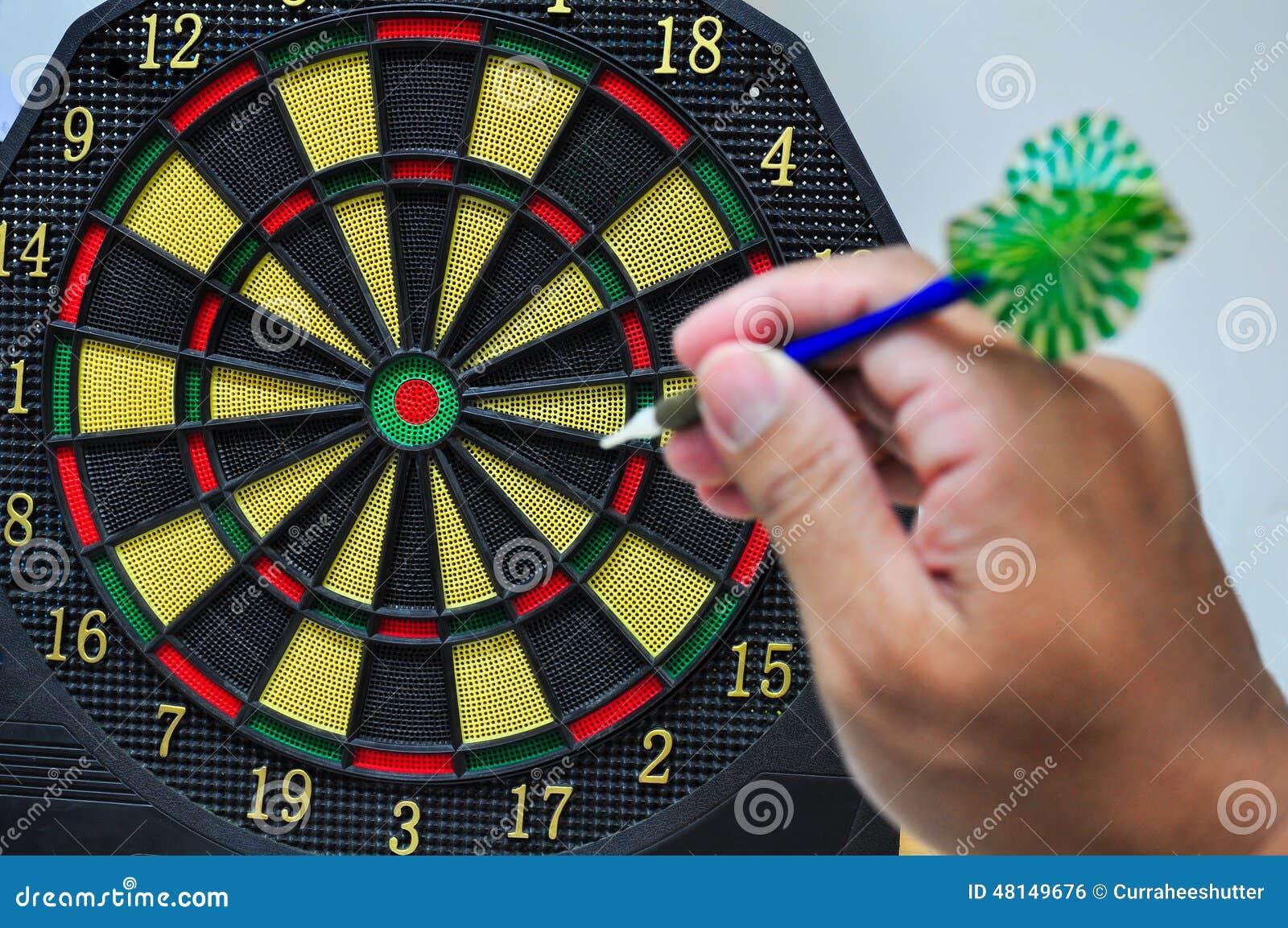 game on darts