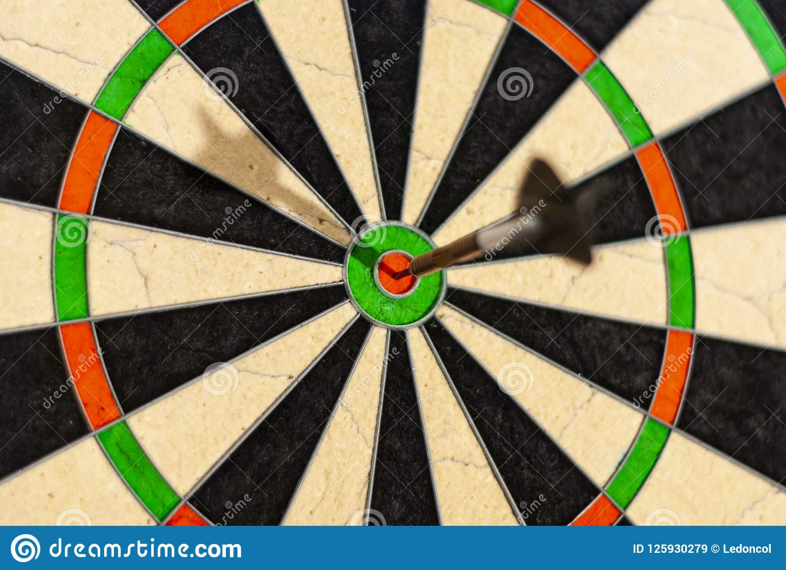 Darts And Dartboard In Dartbox Stock Image - Image of goal ...