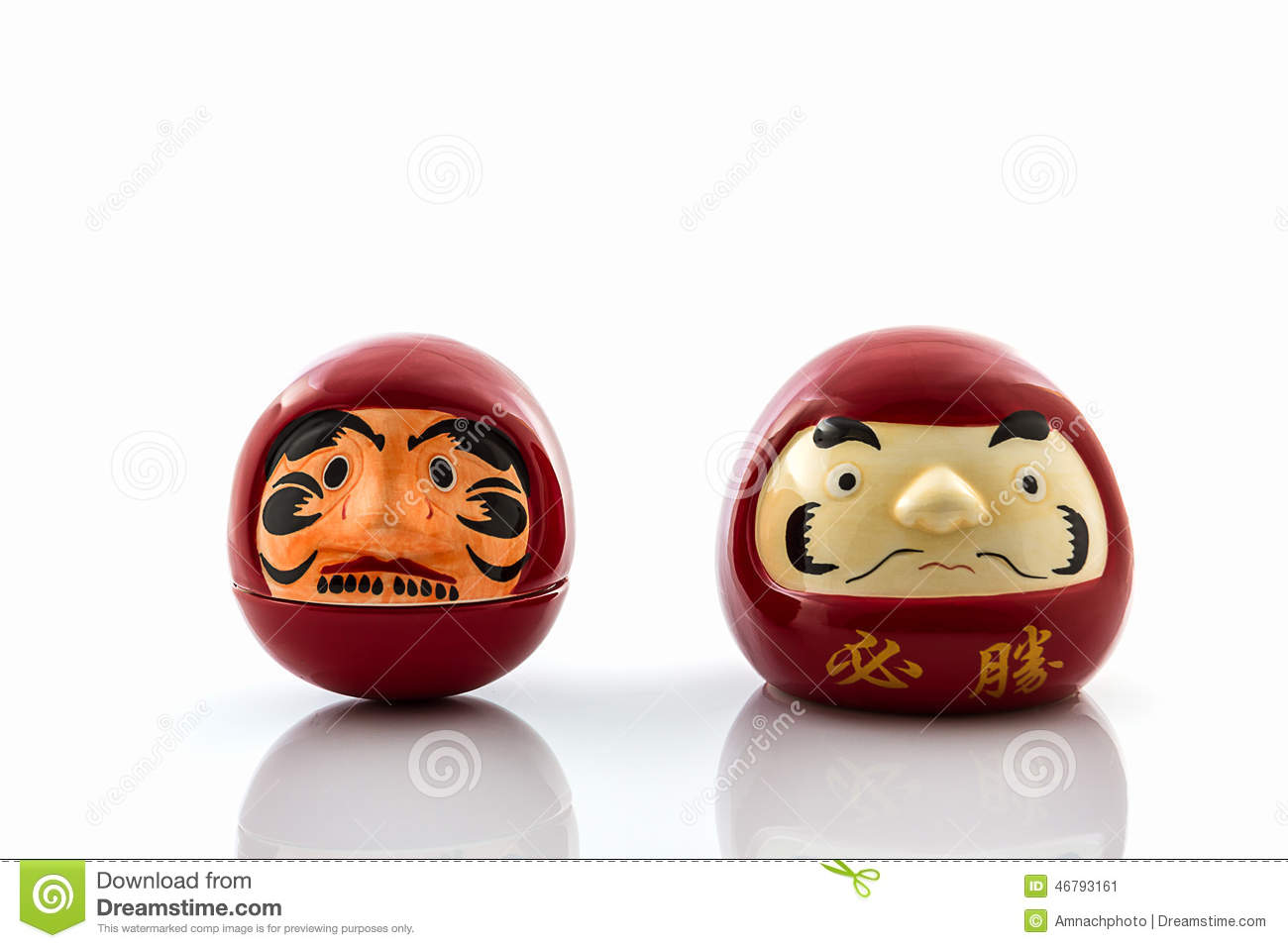 Darumas lucky doll symbols of japans cultural and spiritual tr royalty free stock photo biocorpaavc Image collections