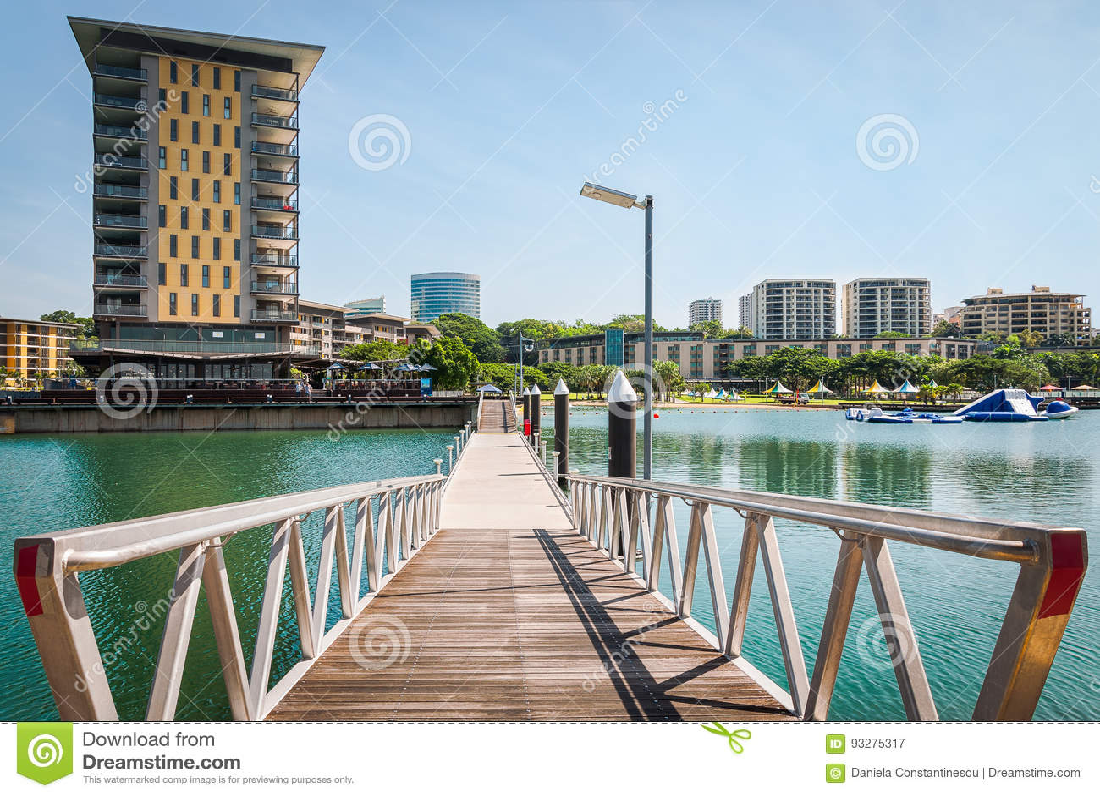 Darwin Waterfront Wharf, Northern Territory, Australia
