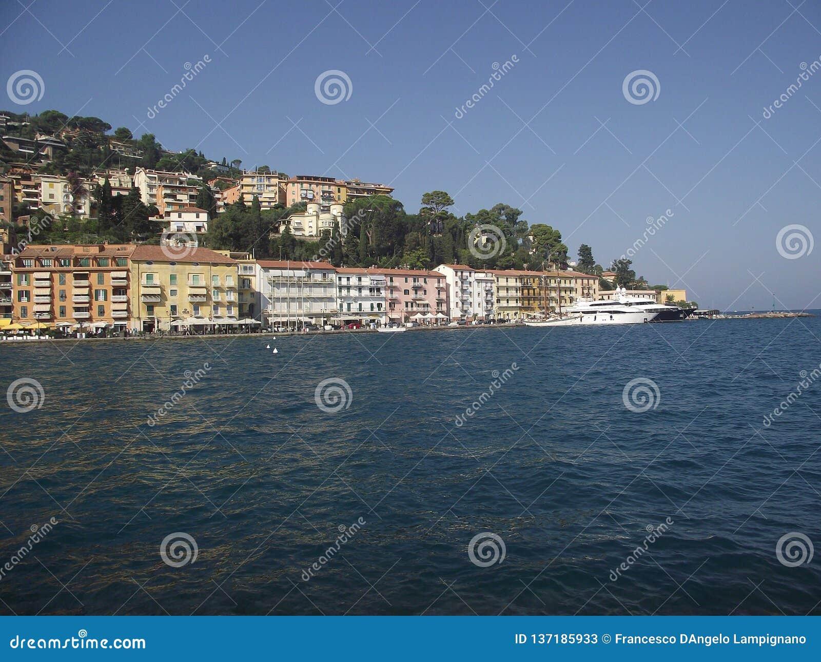 Das Boot in Porto Santo Stefano