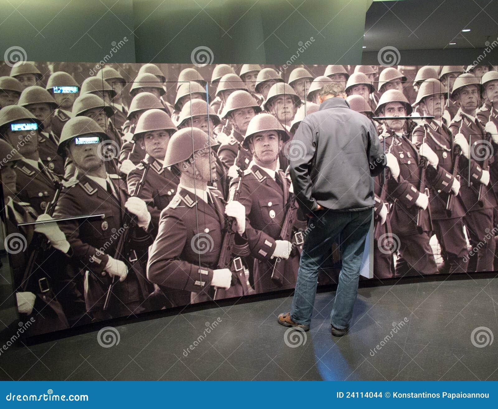 Das Ddr Museum In Berlin Redaktionelles Stockbild Bild Von Reise