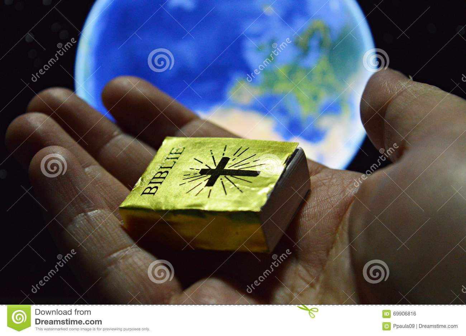 Das Geschenk für Menschlichkeit - heilige Wörter