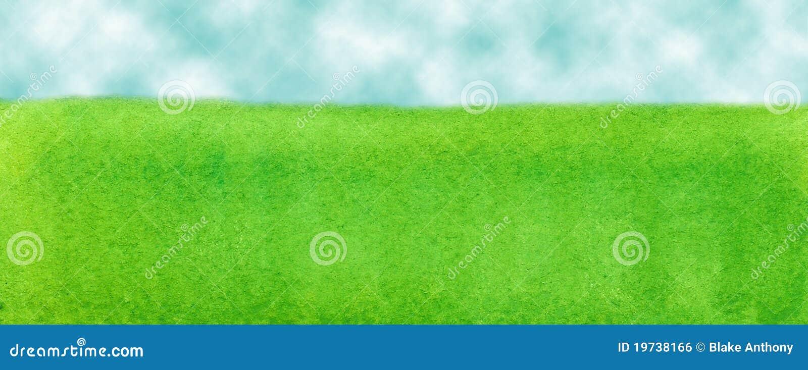 Das Gras ist grüner