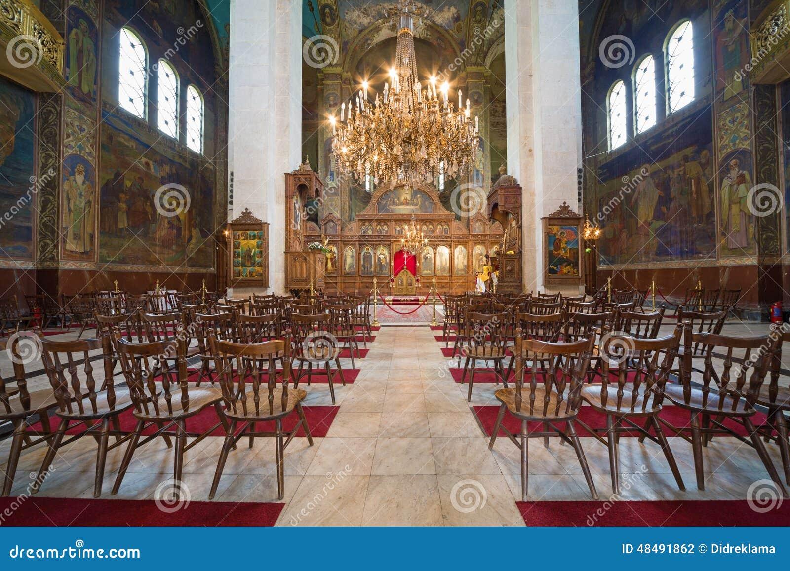 Das Kathedrale St. Dimitar, Vidin